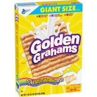 Golden Grahams® Cereal