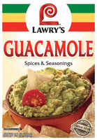 Dry Seasoning Guacamole Lawry's Spices & Seasonings .7 Oz Packet