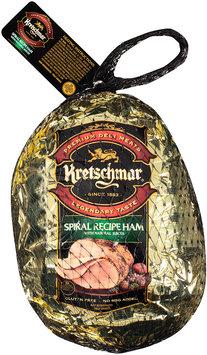 Kretschmar® Spiral Recipe Ham