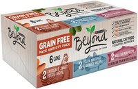 Purina Beyond Grain Free Pate Variety Pack Cat Food 6-3 oz. Cans