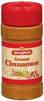 Springfield Ground Cinnamon 2.37 Oz Shaker