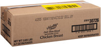 Healthy Ones® Deli Thin-Sliced Rotisserie Style Chicken Breast 7 oz. Tub