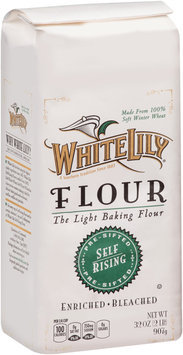White Lily® Pre-Sifted Self-Rising Enriched Bleached Flour 32 oz. Bag