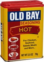 McCormick® Old Bay® Hot Seasoning Mix 2.5 oz. Shaker
