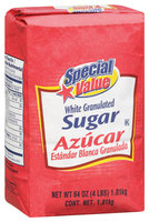 Special Value White Granulated Sugar