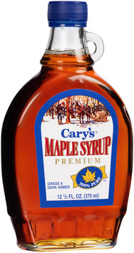 Cary's® Premium Maple Syrup 12.5 fl. oz. Bottle
