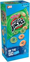 Kellogg's® Apple Jacks® Cereal 8-0.9 oz. Pouches