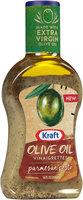 Kraft Olive Oil Vinaigrettes Parmesan Pesto Dressing 14 fl. oz. Bottle