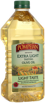 Pompeian® Imported Extra Light Tasting Olive Oil 68 fl. oz. Bottle