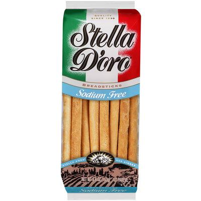 Stella D'oro® Sodium Free Breadsticks 5.4 oz. Tray