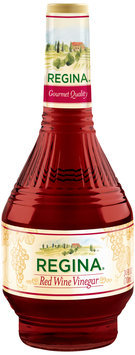Regina Fine Red Wine Vinegar 24 Oz Glass Bottle