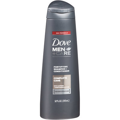 Dove Men + Care Fortifying Shampoo + Conditioner