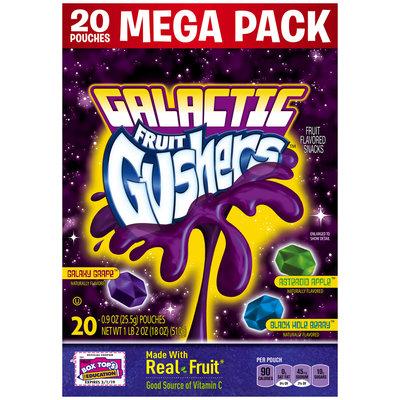 Fruit Gushers™ Galactic Fruit Flavored Snacks