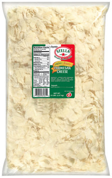 Stella® Parmesan Freshly Shaved Cheese 5 Lb Bag