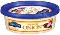 Litehouse French Onion  Veggie Dip 8 Fl Oz Tub
