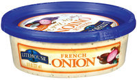 Litehouse French Onion  Veggie Dip 8 Fl Oz Tub