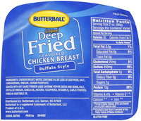 Butterball® Original Deep Fried Flavored Buffalo Style Chicken Breast