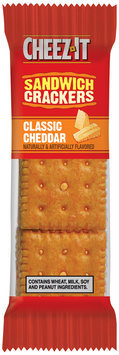 Cheez-It® Classic Cheddar Sandwich Crackers 1.48 oz. Pack