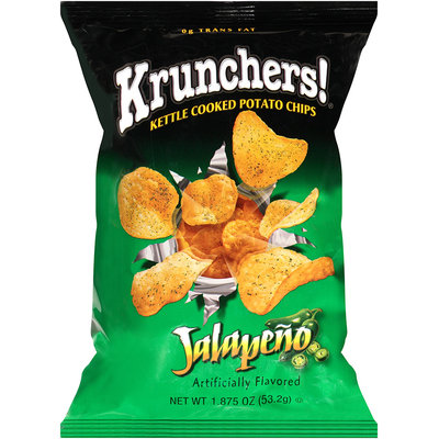 Krunchers!® Kettle Cooked Jalapeno Potato Chips