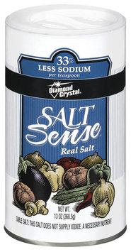 Diamond Crystal Real Salt Salt Sense 13 Oz Shaker