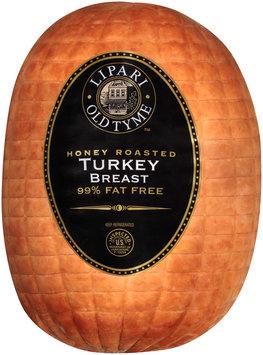 Lipari Old Tyme Honey Roasted Turkey Breast