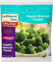 Earthbound Farm® Organic Broccoli Florets 2 lb. Package