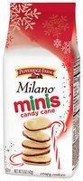 Pepperidge Farm® Milano® Candy Cane Minis Cookies 5 oz. Bag