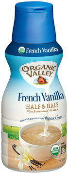 Organic Valley® French Vanilla Half & Half 16 fl. oz. Carton
