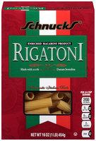 Schnucks® Rigatoni 16 oz. Box