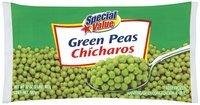 Special Value  Green Peas 32 Oz Bag