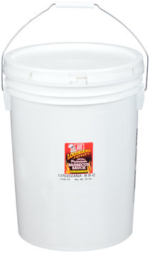 SueBee® Original Style Sue-per Premium Honey Barbecue Sauce 50 lb. Pail