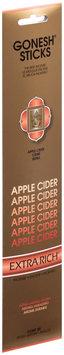 Gonesh® Extra Rich® Apple Cider Incense Sticks 20 ct Carded Pack