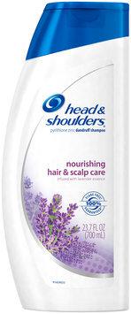 Nourishing Head and Shoulders Nourishing Hair and Scalp Care Dandruff Shampoo with Lavender Essence 23.7 fl oz