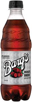 Barq's Root Beer 16 oz Plastic Bottle