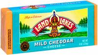 Land O'Lakes Cheddar Mild Yellow Cheese