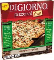 DIGIORNO PIZZERIA! Thin Crust Margherita Pizza 18.0 oz