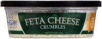 Simply Artisan Reserve™ Feta Cheese Crumbles 4 oz. Tub