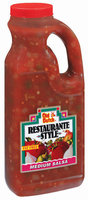 Old Dutch Restaurante Style Super Size Medium Salsa