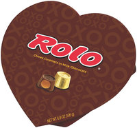 Rolo® Valentine's Chewy Caramels in Milk Chocolate 6.9 oz. Heart Box