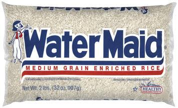 Water Maid Medium Grain Enriched Rice