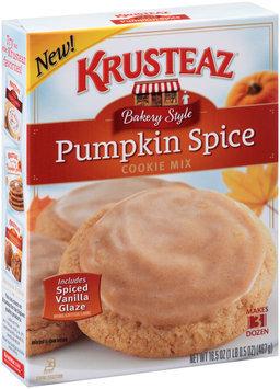 Krusteaz® Pumpkin Spice Cookie Mix 16.5 oz. Box