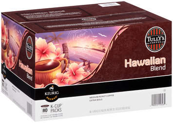 Tully's® Coffee Hawaiian Blend K-Cup
