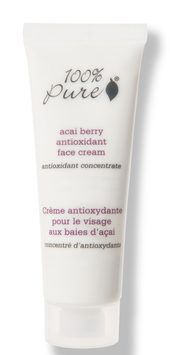 100% Pure Acai Berry Antioxidant Face Cream