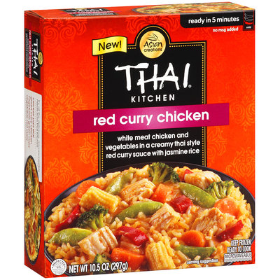 Asian Creations Thai® Kitchen Red Curry Chicken 10.5 oz. Box
