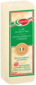 Saputo® Premium Gold Label Mozzarella Low Moisture Cheese 5 Lb Brick