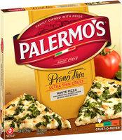 Palermo's® Primo Thin White Pizza 13.9 oz. Box