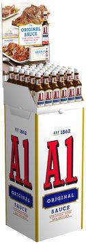A.1.  Original Sauce Display with Save $1.00 Coupon