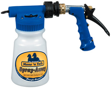Mane 'n Tail Spray-Away Body Wash 1 Ct Trigger Spray