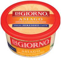 DiGiorno Asiago Shredded Cheese 6 Oz Tub