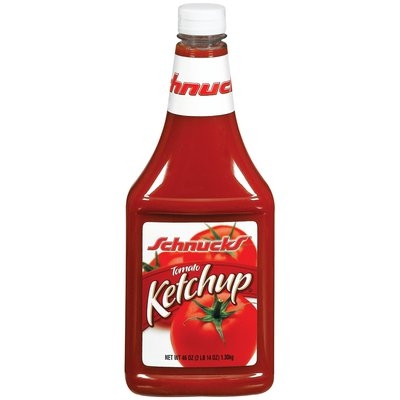 Schnucks Tomato Ketchup 46 Oz Squeeze Bottle